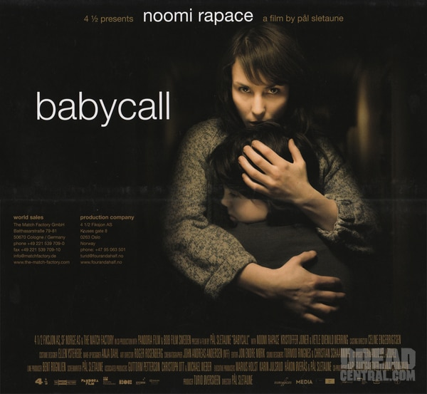 AFM 2011: New Babycall Art and Imagery