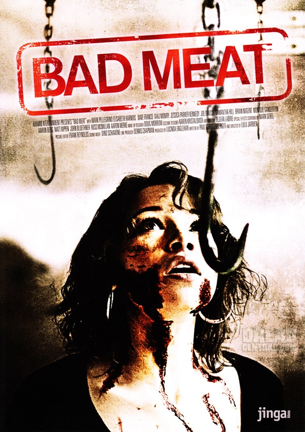 AFM 2011: New Stills and Slightly Different Sales Art - Bad Meat