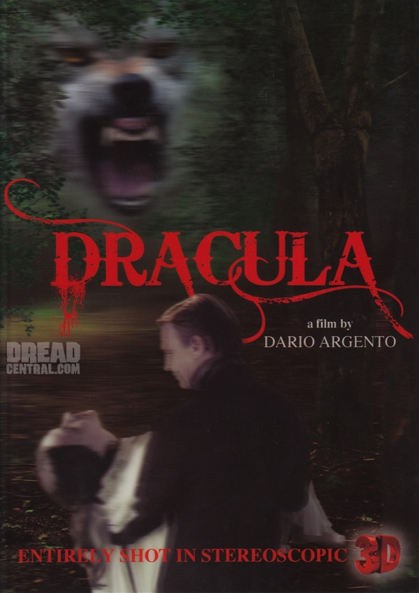 Bloody Leaked Trailer for Dario Argento's Dracula 3D