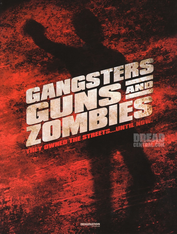 Gangsters, Guns and Zombies Trailer Fires Away