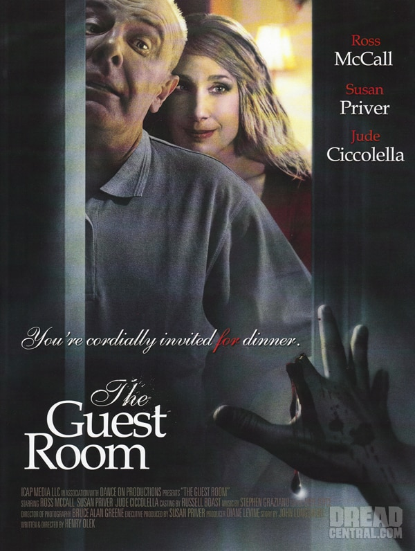 AFM 2011: Terror Takes up Residence in The Guest Room
