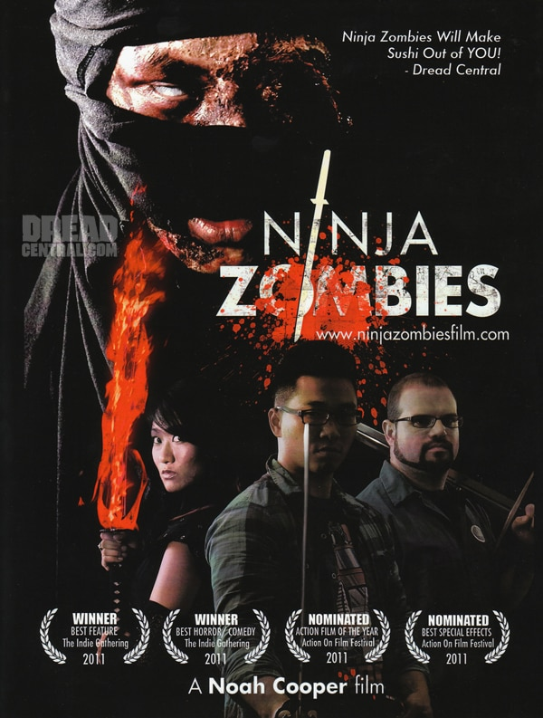 Ninja Zombies to be Unleashed in New York City on November 19th