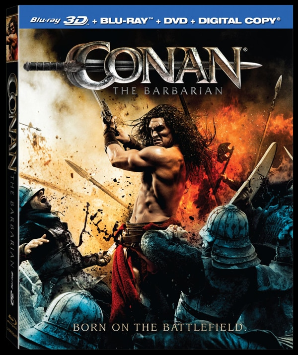 Exclusive Blu-ray Clip from Conan the Barbarian