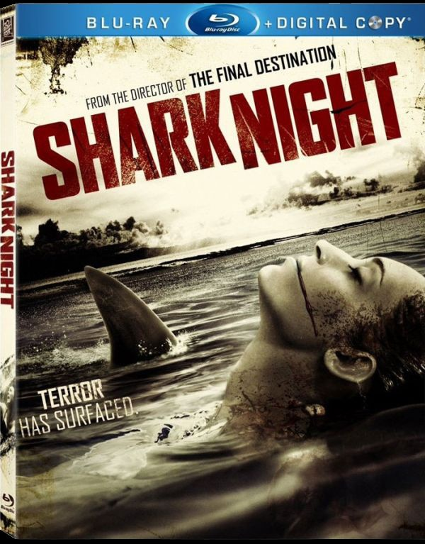 Full Specs for Shark Night 3D on DVD and Blu-ray