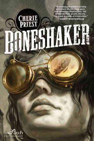 Hammer Films to Adapt Cherie Priest's Boneshaker for the Big Screen