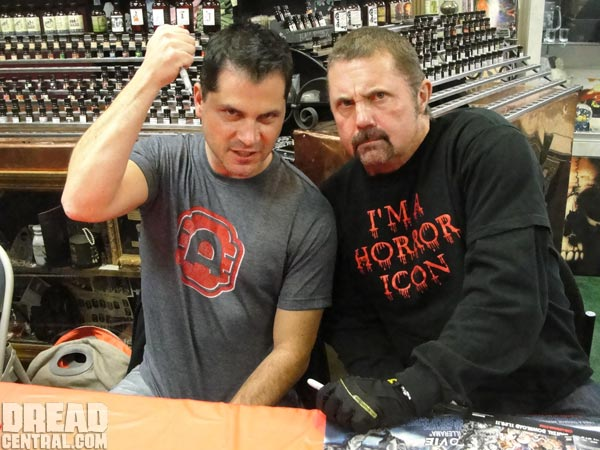 Dark Delicacies Hosts Chillerama Signing Event