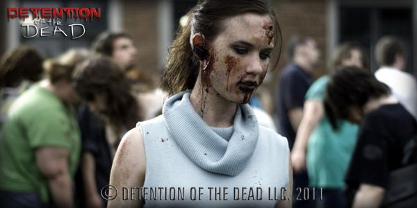 Feast on Your High School Years with First Detention of the Dead Teaser Trailer