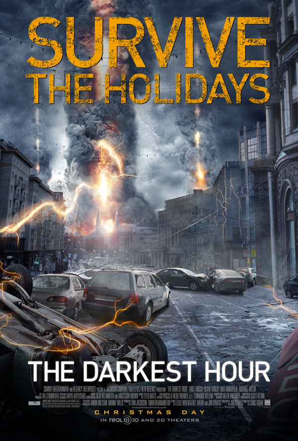 Can You Survive the Fourth Darkest Hour One-Sheet?