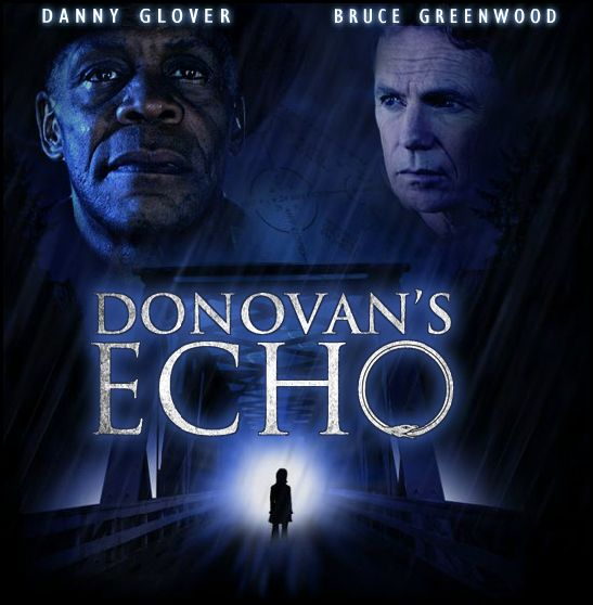 Danny Glover Hears Donovan's Echo