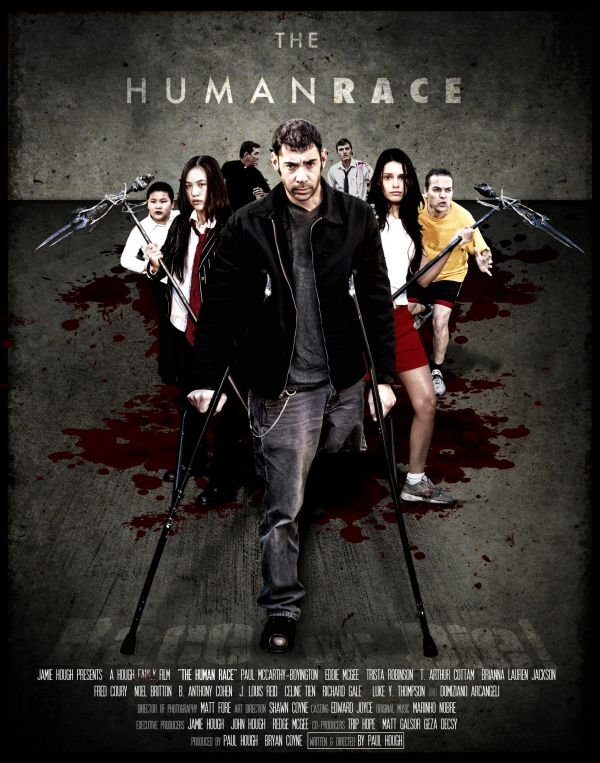 The Human Race to Premiere at 2012 Fantasia International Film Festival