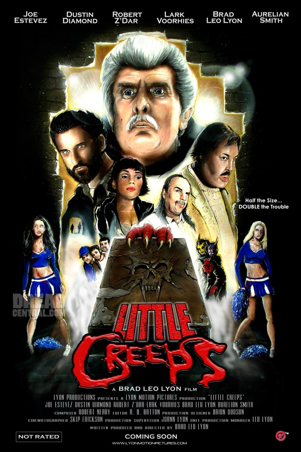 Exclusive One-Sheet Debut: Little Creeps! Please Lord! Give Us This Now!