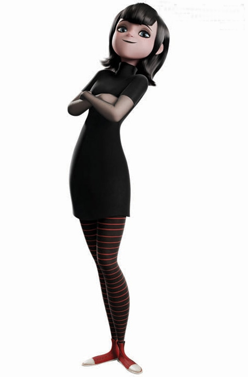 Hotel Transylvania - Miley Cyrus is Dracula's Daughter!
