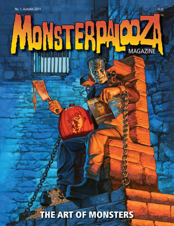 Monsterpalooza Launches Print Magazine