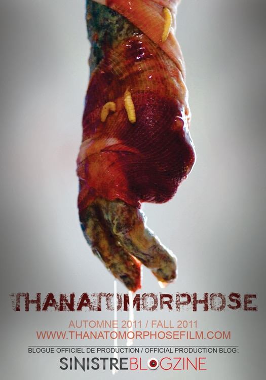 First Thanatomorphose Teaser Trailer Arrives Online