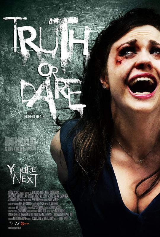 AFM 2011: New Truth or Dare Sales Art Issues a Warning!