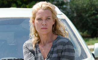 Q&A with Laurie Holden - The Walking Dead Season 2