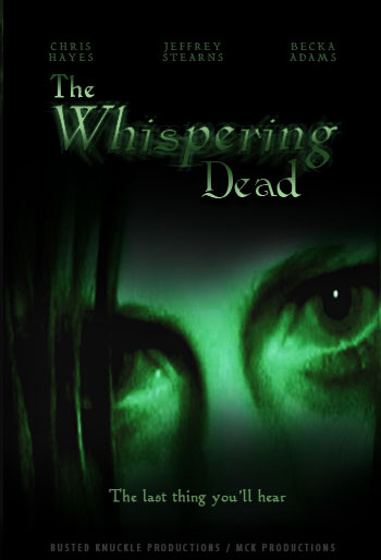 Hey! Hear That? It's the Concept Artwork for The Whispering Dead!