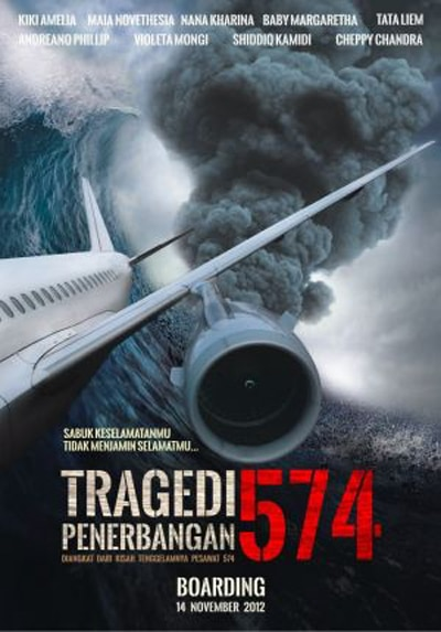Flight 574 Tragedy