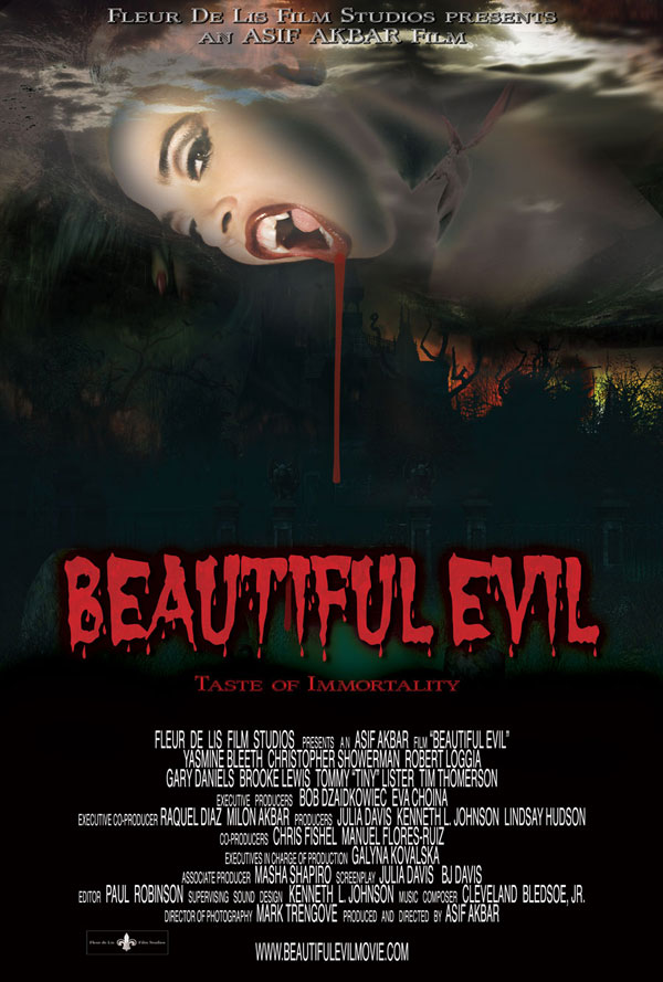 AFM 2012: Sales Art and Casting News for Asif Akbar's Beautiful Evil