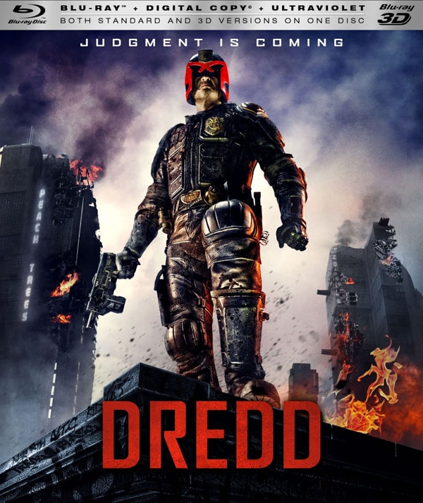 Dredd Passes Judgment on DVD and Blu-ray