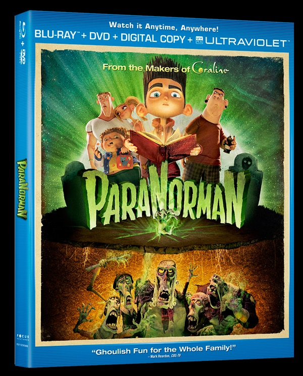 Win a Copy of ParaNorman on Blu-ray!