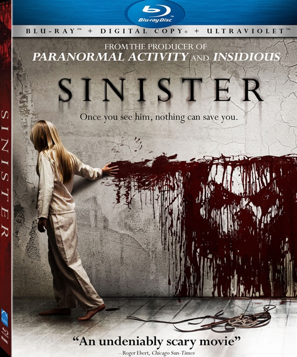 Ethan Hawk Talks Horror in Exclusive Sinister Video