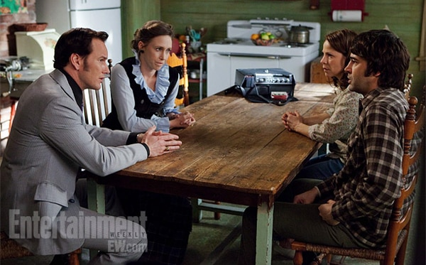Ghost Hunters Assemble in Latest Conjuring Still