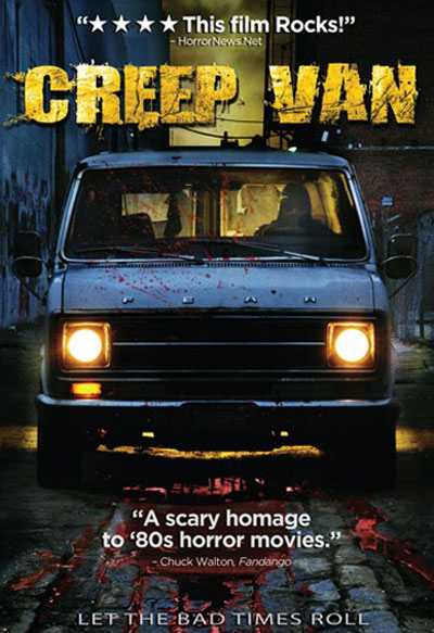 Check Under the Hood for the Full Specs for Creep Van on DVD