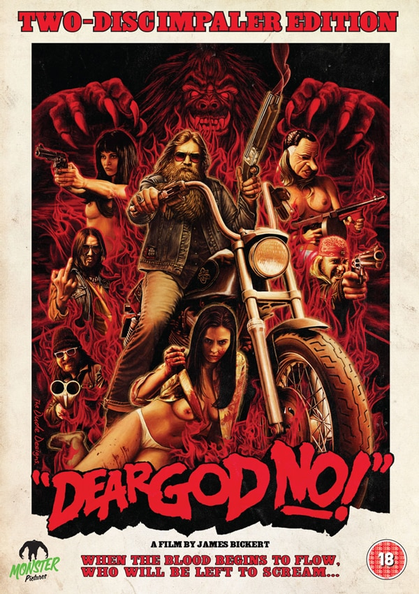 Dear God No! (UK DVD)