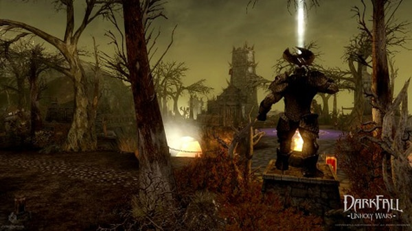 Darkfall: Unholy Wars Taking Over