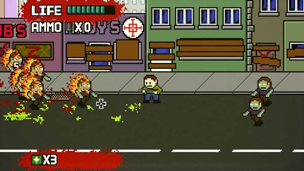 Classic Undead Fun Awaits In Dead Pixels