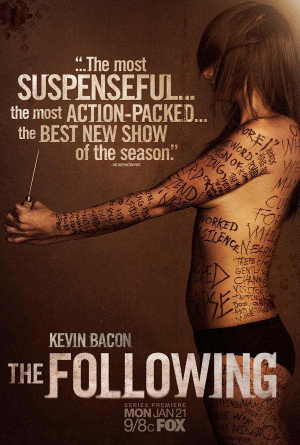 Fox TV's The Following