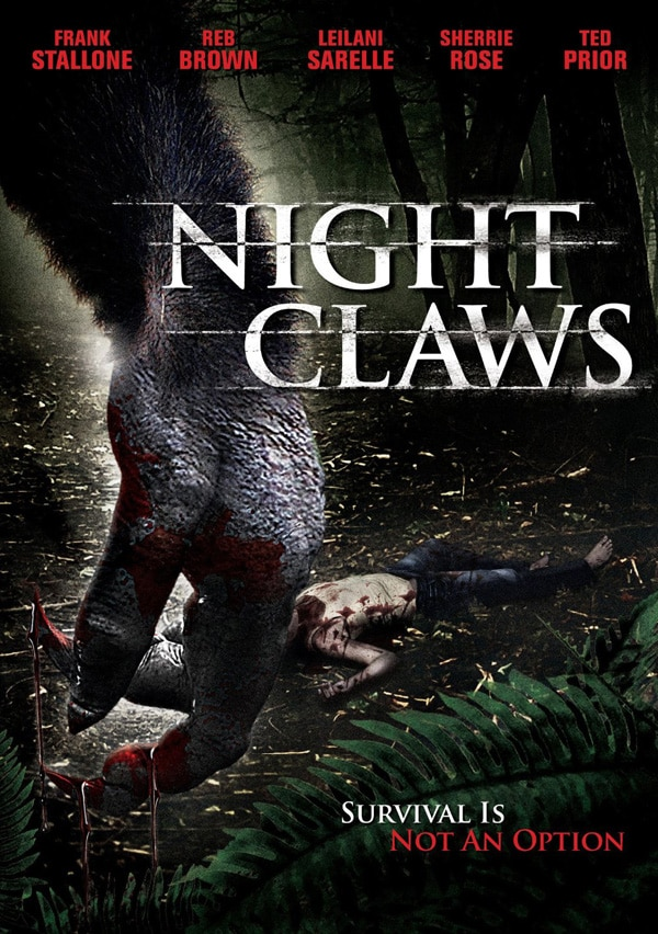 Bigfoot Brandishing his Night Claws on DVD Next Month
