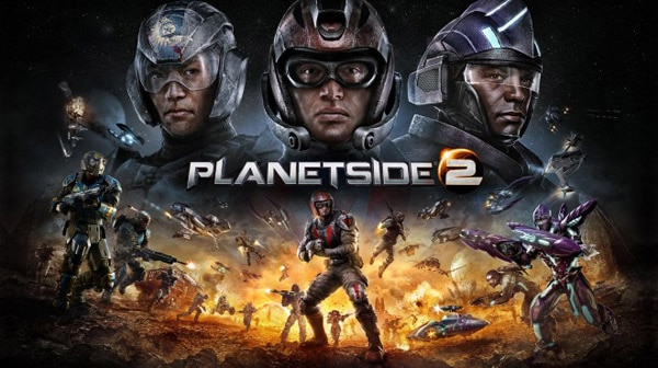 PlanetSide 2 Preparing for Takeover This Month