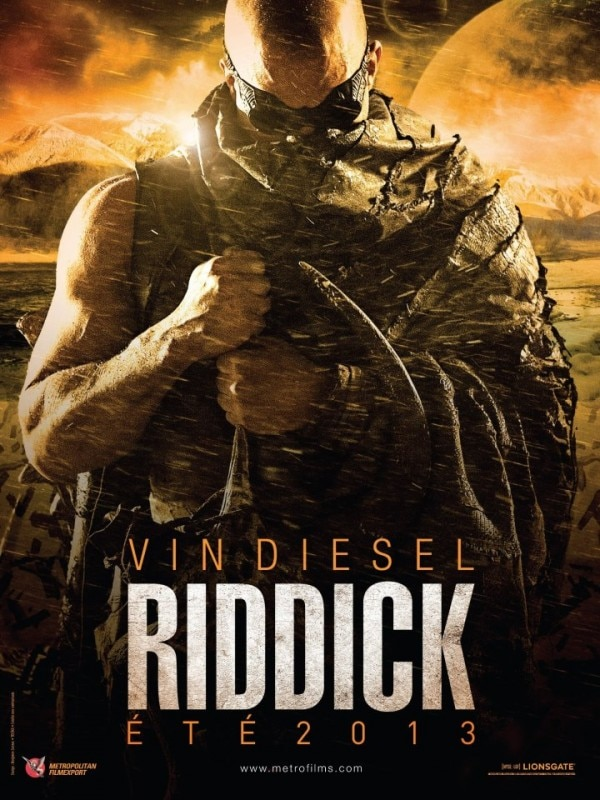 New Riddick Flick Finally Gets a Release Date