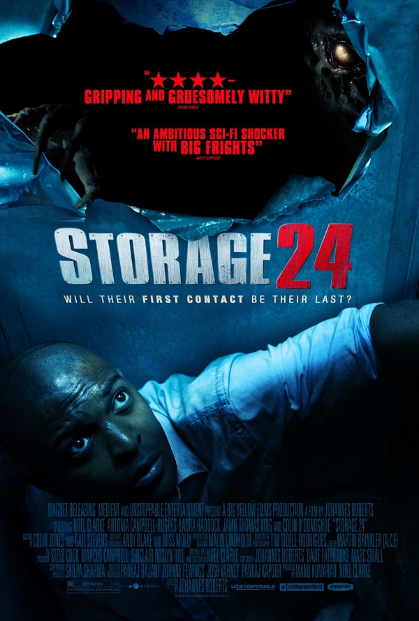 Magnet Finds New One-Sheet in Storage 24