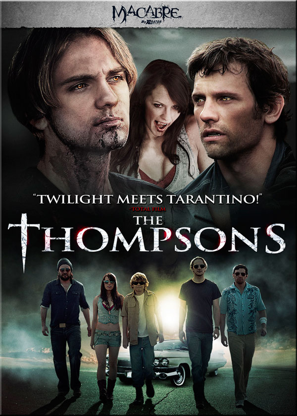 New Artwork and Stills for The Thompsons