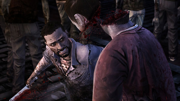 Season Finale Trailer for Telltale Games' The Walking Dead