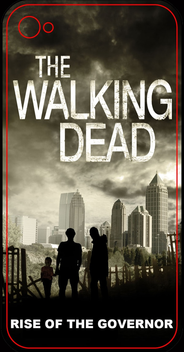 Read the First Three Chapters of The Walking Dead: The Road To Woodbury Here; Enter to Win a Zombie Library Prize Pack