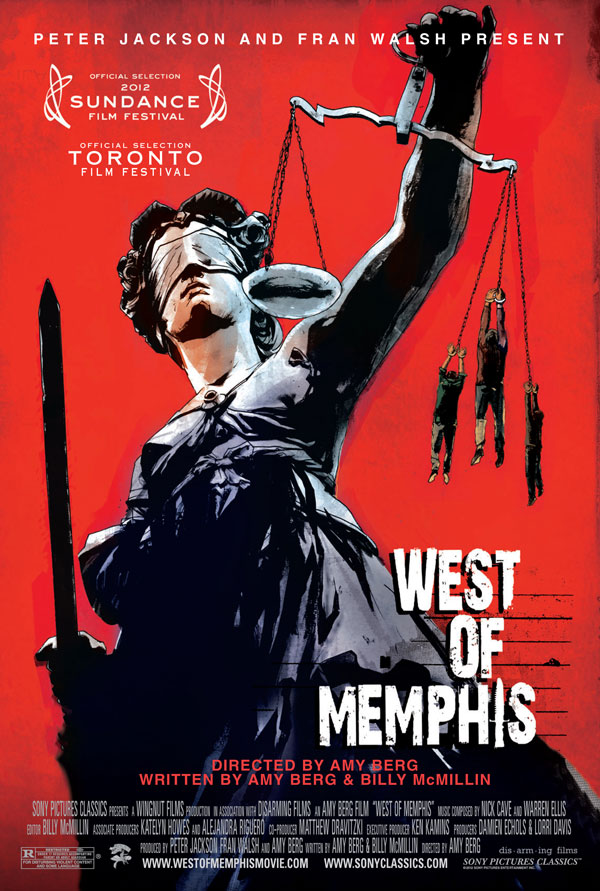 New Trailer and Poster Art for West of Memphis Documentary