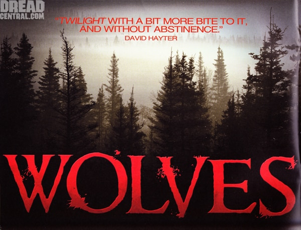AFM 2012: More on David Hayter's Werewolf Thriller Wolves