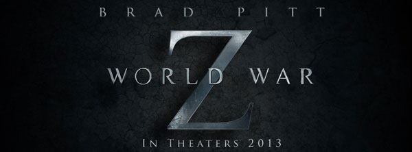 World War Z Launches an Official Website and Reveals its Title Treatment