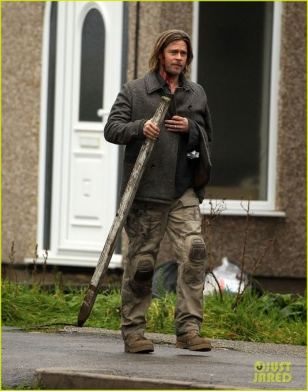 More Stills From the Set of World War Z