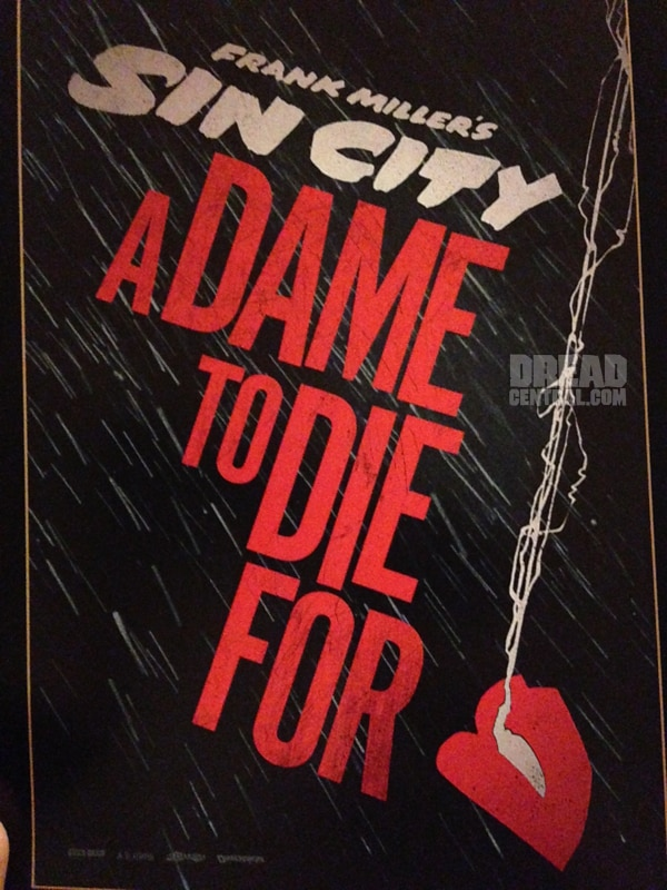 Sin City 2: A Dame to Die For