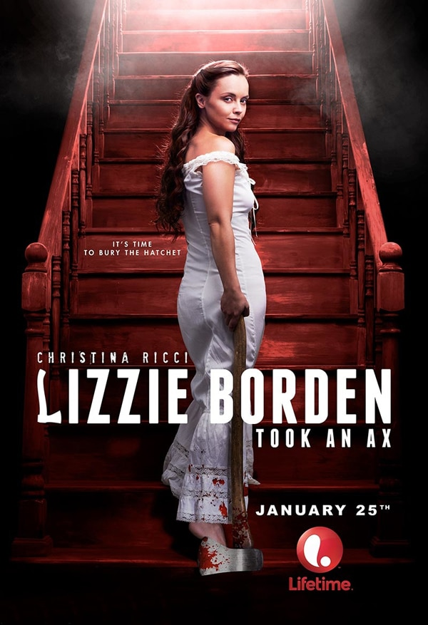 Lizzie Borden Took An Ax 2014
