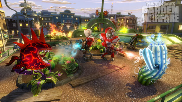 Screenshots, Release Info, and Gameplay Walk-Through for Plants vs. Zombies: Garden Warfare