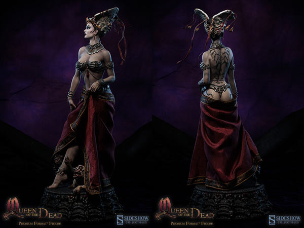 Sideshow Crowns its Queen of the Dead