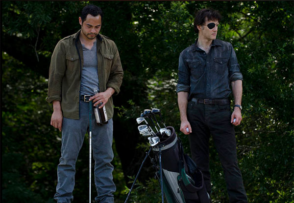 The Walking Dead Episode 4.07 - Dead Weight