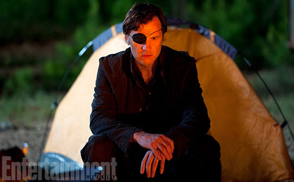 David Morrissey - The Walking Dead Episode 4.06 - Live Bait