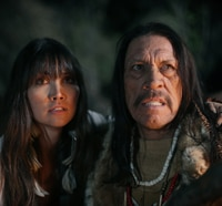 Your First Look at Danny Trejo in Volcano Zombies